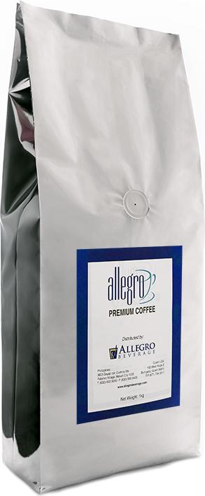 Allegro Coffee: Premium